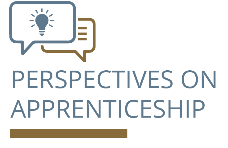 Perspectives on Apprenticeship